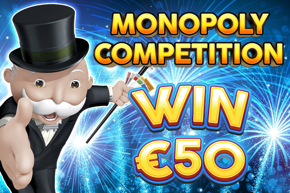 Monopoly Live Competition
