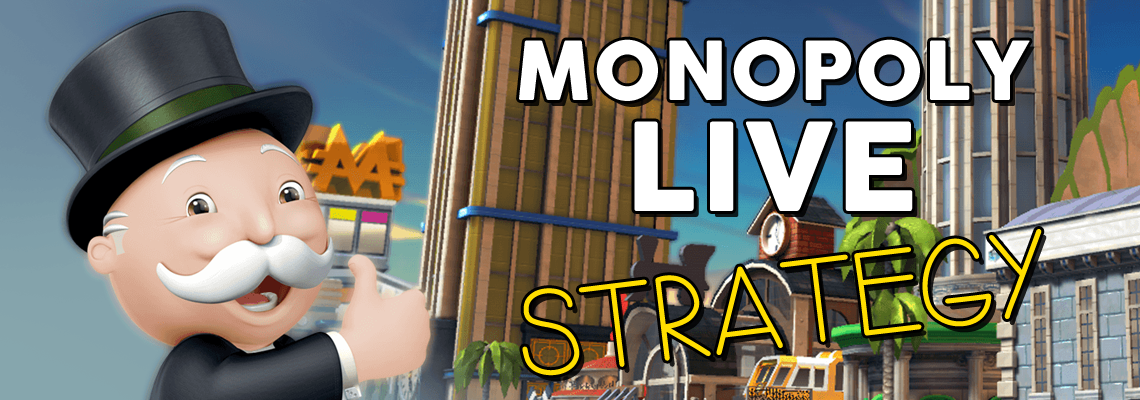 Monopoly Live Strategy Banner