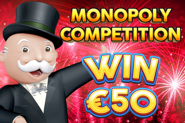 Monopoly 2 Rolls Competition
