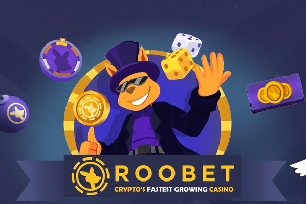 Roobet - Free Bitcoin - No Deposit Required