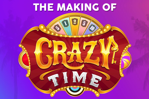 The Making Of Crazy Time