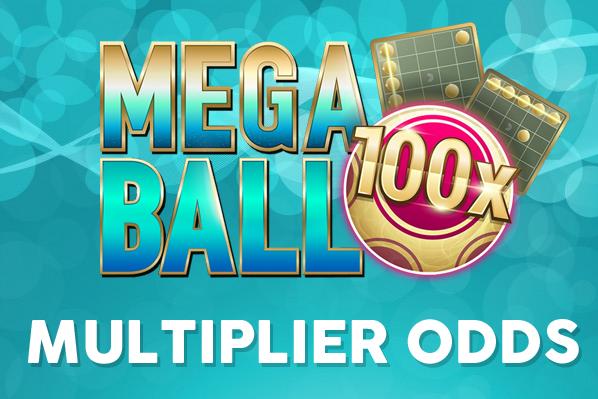 Mega Ball Multiplier Odds Revealed