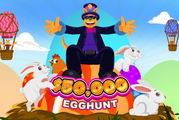 Roobet Announces: Roo's $50,000 Egg Hunt