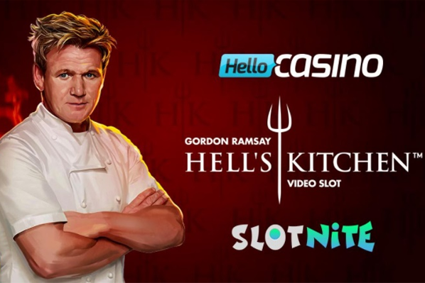 NetEnt's Hell's Kitchen slots game continues to draw crowds at Slonite
