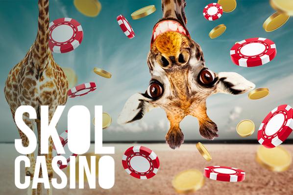 Brand New Casino Launch - Skol