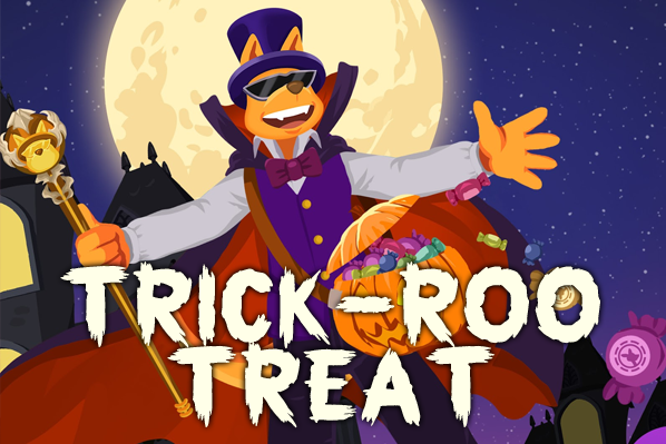 It's Time To Go TRICK-ROO-TREATing at Roobet!