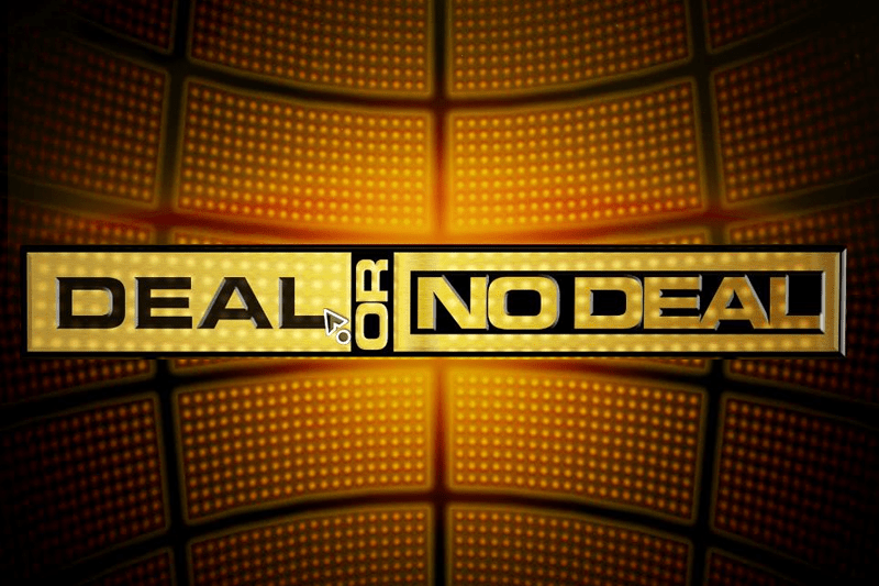 Deal Or No Deal Tracker